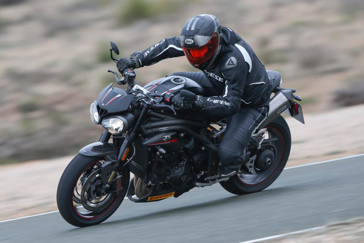 What You Need to Know About the Triumph Speed Triple RS